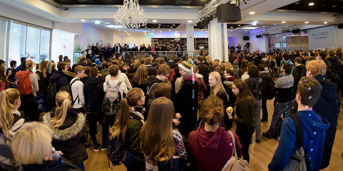 Freiburger Schülerkongress
